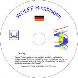 Ringbiegen Software
