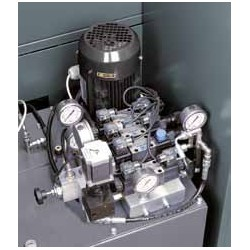 Hydraulikzentrale