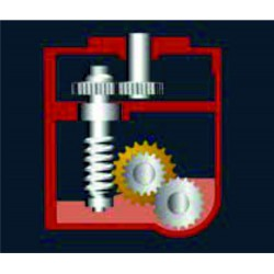 hochleistungs-Präzisionsgetriebe