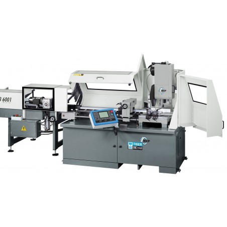 Tiger 402 CNC HR 4.0 - Vollautomat