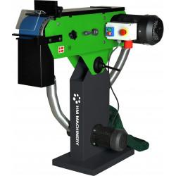 HM TAS 150X Bandschleifmaschine mit Absaugung