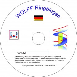 Ringbiegen Software