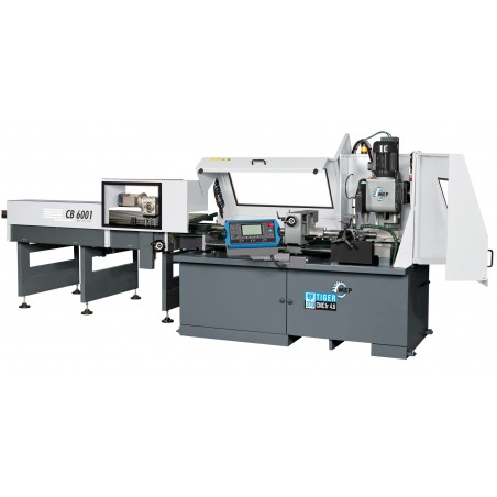 Tiger 372 CNC LR 4.0 RC - Vollautomat mit programmierbarer Gehrung (industry)