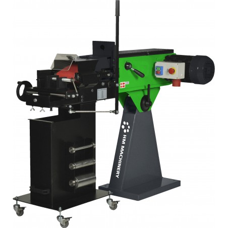 HM TAS 75 RBX - Rohrausschleifmaschine mit Absaugung