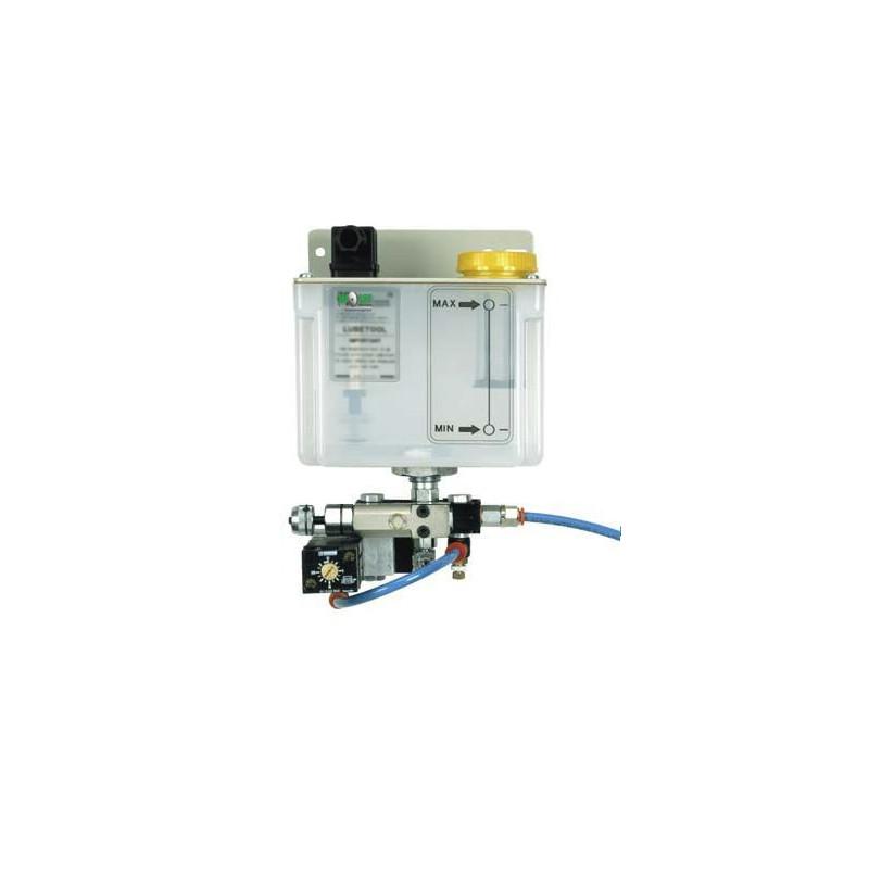 LubeCut Minimalmengen-Schmiersystem (Microdosierung) für Bandsägen, Kreissägen, Bohren, Fräsen ...