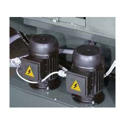 2 Kühlmittelpumpen
