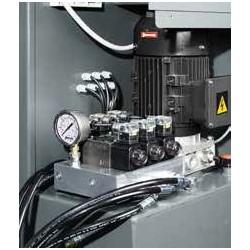 Leistungsstarke Hydraulik mit geringem Energieverbrauch