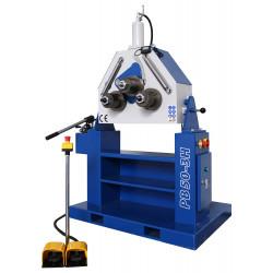 PB 50-3H Profilbiegemaschine mit hydraulischer Zustellung und Digitalanzeige