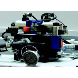 Bosch-Rexroth Hydraulik System