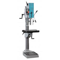 Säulenbohrmaschinen ARBOGA A 3008 F (Flex) mit stufenlosen Drehzahlen und Gewindeschneidautomatik