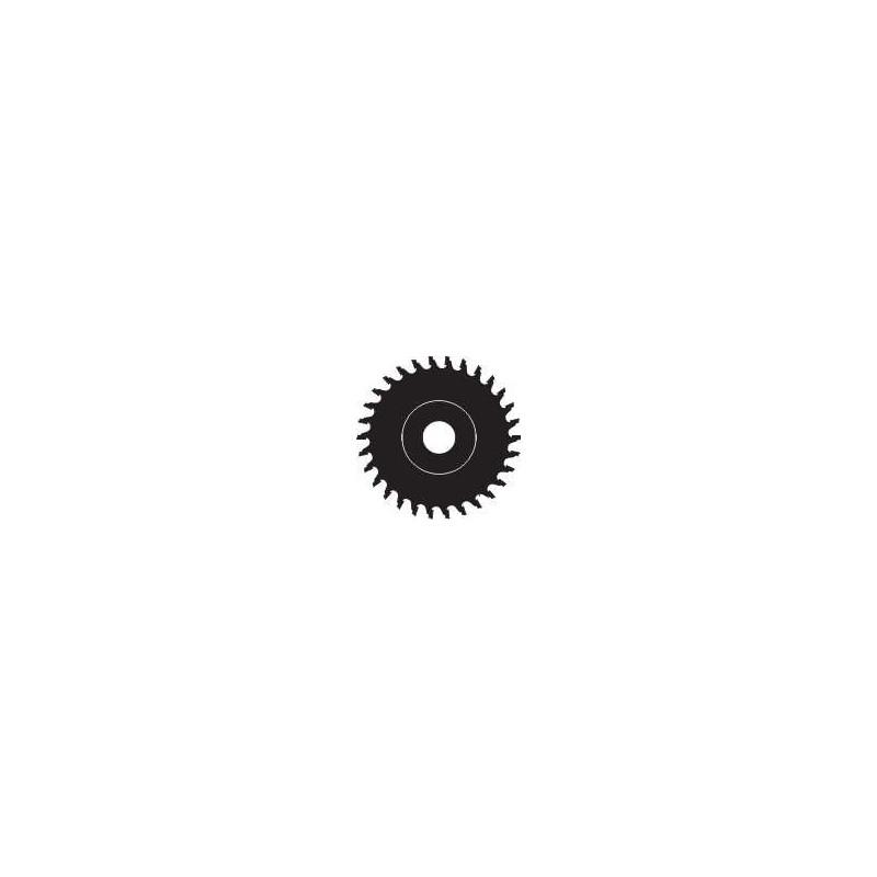 HM-Kreissägeblatt für Alu 350 mm