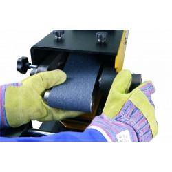 Bandschleif- und Ausklinkmaschine EN 100