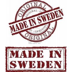 100% hergestellt in Schweden